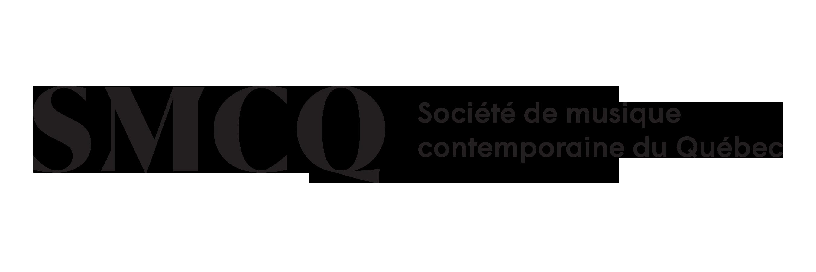 Société de musique contemporaine du Québec (SMCQ)
